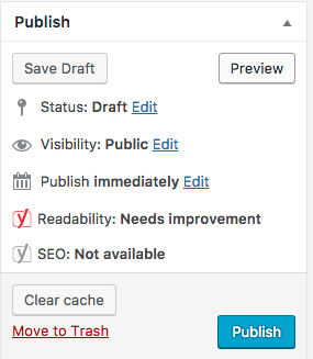 Use the Publish Panel in Your Page Editor to Preview Your Work as You Go