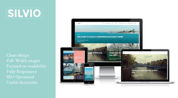 Silvio - Travel WordPress Theme