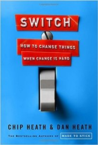 Switch by Chip and Dan Heath - A Book About Motivating Change