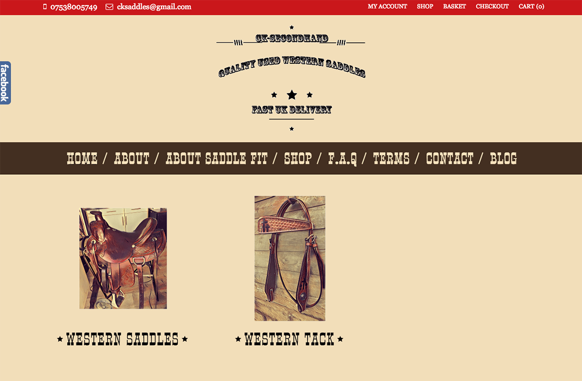 westy wordpress cowboy western theme